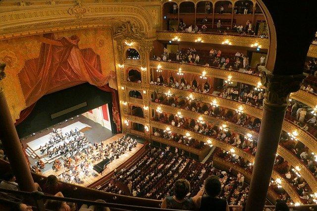 Andrea Bocelli w katedrze w Mediolanie z nadzieją dla całego świata