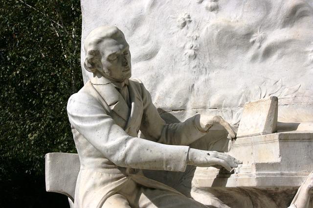 Zdobycie sławy przez Chopina